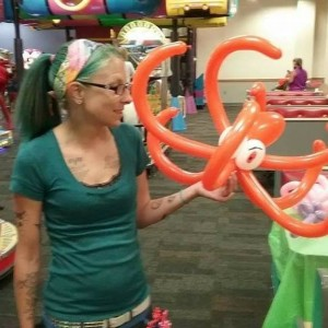 Marley's Balloon Creations - Balloon Twister in Manchester, New Hampshire