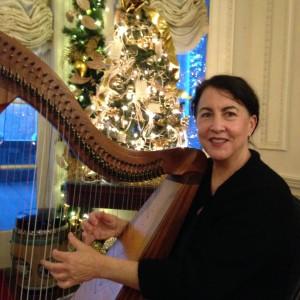Mary King - Harpist / Celtic Harp - Harpist in Smithfield, Rhode Island