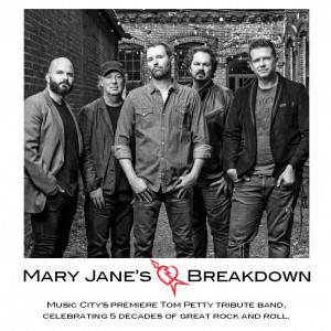 MaryJane's Breakdown - Tom Petty Tribute in Nashville, Tennessee