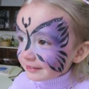 Masquerade Face Painting - Face Painter in Monroe Township, New Jersey