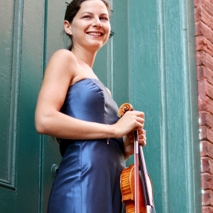 Olivia Moaddel - String Quartet in New Brunswick, New Jersey