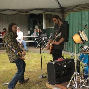 Matt Goodell and Third Shift - Rock Band in Burlington, Vermont