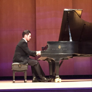 Matt Henry - Classical Pianist in Riverside, California