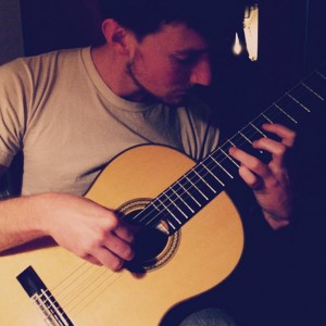 Matt McElwee - Classical Guitar - Classical Guitarist / Guitarist in Portland, Maine