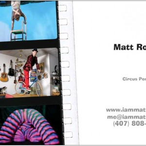 Matt Roben - Circus Entertainment in Chicago, Illinois