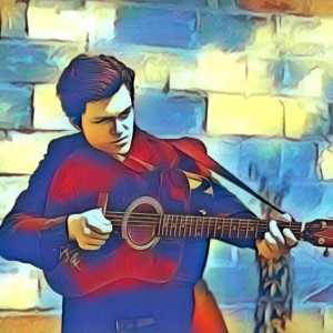 Matt Wetmore JCTA - Johnny Cash Impersonator in Jackson, Michigan