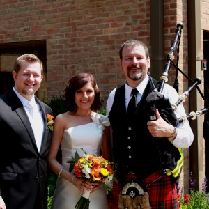 Maxwell Bagpipe Services - Bagpiper in Naperville, Illinois