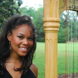 Maya GG - Harpist in Atlanta, Georgia