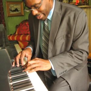 Mboya Nicholson - Jazz Pianist in Edmonton, Alberta