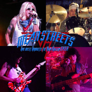Mean Streets VH Tribute Band - Tribute Band in Tucson, Arizona