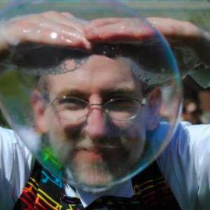 Mega Bubble Man