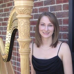 Megan Kabela, Harpist - Harpist in Knoxville, Tennessee