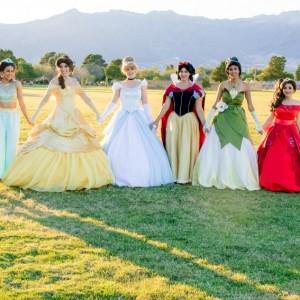 Meg's Magical Moments Princess Parties - Princess Party / Children's Party Entertainment in Lexington, Kentucky