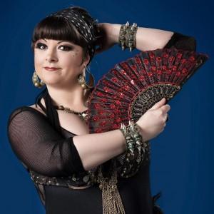 Megz Madrone - Belly Dancer in Portland, Oregon