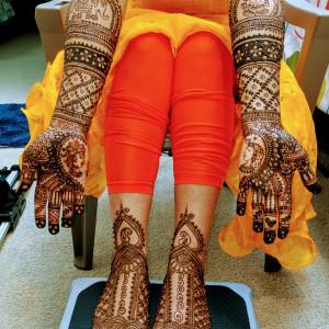 Henna Colors - Henna Tattoo Artist in Tampa, Florida