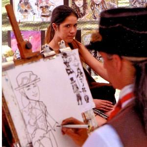 MejiaArts - Caricaturist in San Jose, California
