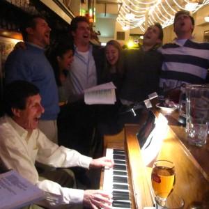 Mel Stiller - Pianist / Holiday Party Entertainment in Boston, Massachusetts