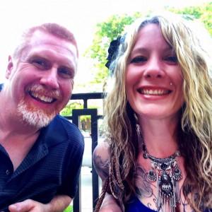 Melissa May and Brian Coonan - Acoustic Band in Bay City, Michigan