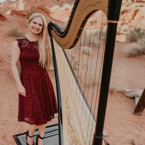 Melody in Flight, Harpist - Harpist in Las Vegas, Nevada