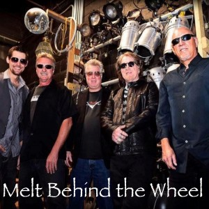 Melt Behind the Wheel - Rock Band / Blues Band in Jacksonville Beach, Florida
