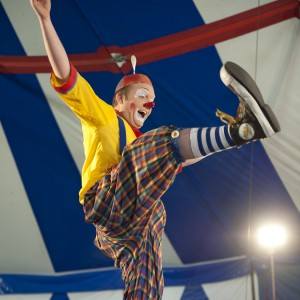 Melvino the Clown - Clown in Fayetteville, Arkansas