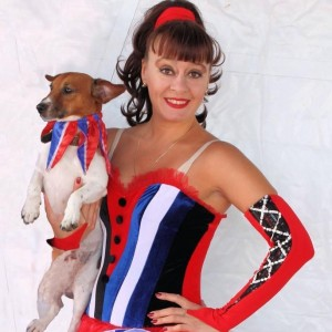 Circus Dog Show by Menestrelli Entertainment, LLC - Circus Entertainment / Animal Entertainment in Orlando, Florida