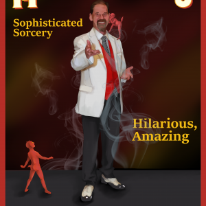 Merlin Cosmos - Corporate Magician in Vancouver, British Columbia