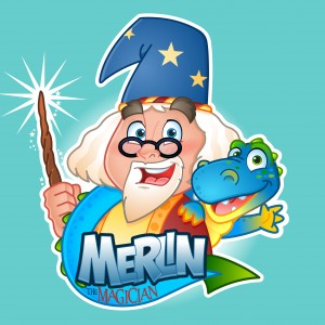 Merlin the Magician - Children's Party Magician / Children's Party Entertainment in Vancouver, British Columbia
