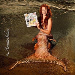 Mermaid Ginger's Aquatic Adventures - Mermaid Entertainment / Hawaiian Entertainment in Huntington Beach, California