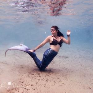 Mermaid Regina, the Tallahassee Mermaid