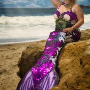 Mermaid Star - Children's Party Entertainment in Capitola, California