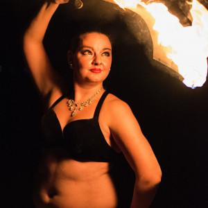 Joker's Wild - Fire Dancer in Las Vegas, Nevada
