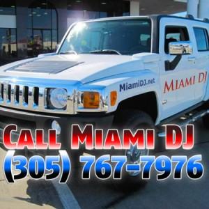 Miami DJ - Wedding DJ in Miami, Florida