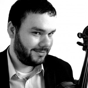 Micah Gangwer - Violinist in Charleston, South Carolina