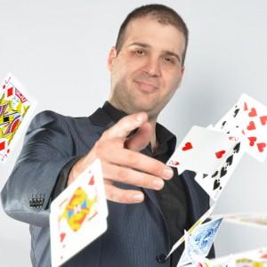 Michael Bourada, Magician - Magician / Comedy Magician in Ottawa, Ontario