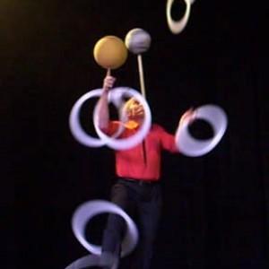Mike Chirrick - Juggler in Branson, Missouri