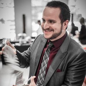 Michael Carducci - Corporate Magician in Denver, Colorado