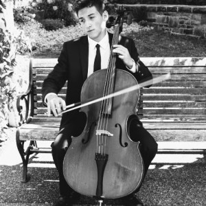 Michael Frontz- Cellist
