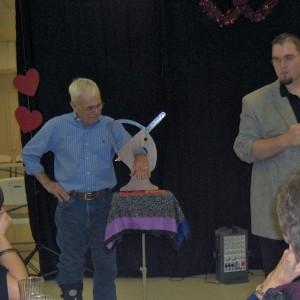 Michael Gleason - Comedy Magician in Kingsville, Texas