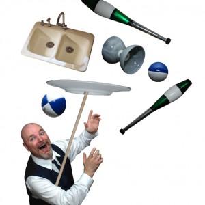 Michael King's One-Man Circus - Juggler / Magician in Oklahoma City, Oklahoma