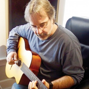 Michael Nickolas Solo Guitar Performer - Jazz Guitarist in Worcester, Massachusetts