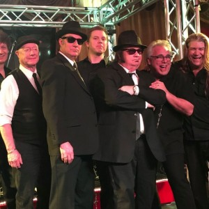 Briefcase Blues Brothers Revue