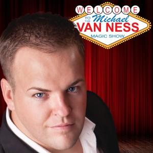 Michael Van Ness - Magician in Orlando, Florida