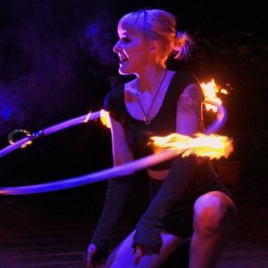 Michaela Perdue  - Circus Entertainment in Blacksburg, Virginia