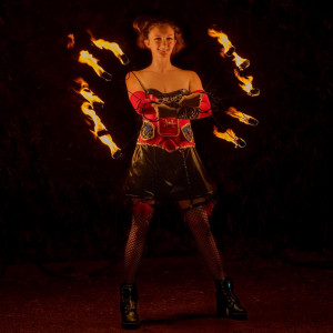 Sparkle N Flow Entertainment - Fire Performer / Variety Entertainer in Houston, Texas