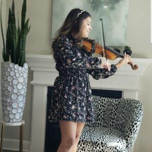 Michelle the Violin Girl - Violinist in San Antonio, Texas