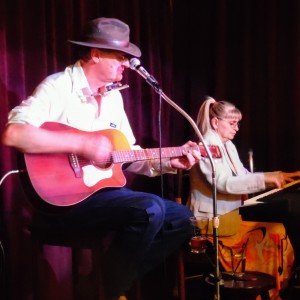 Mike and Olga - Singing Guitarist in Great Falls, Montana