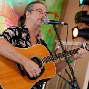Mike Handley, Troubadour - Singing Guitarist in Tampa, Florida