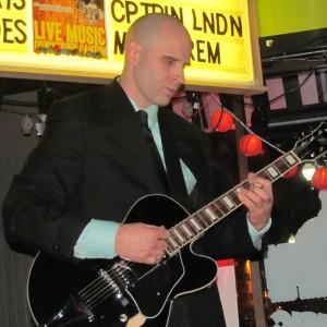 Mike Juno's Solo-Instro Surf Session - Guitarist in Akron, Ohio