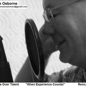 Mike Osborne - Voice Actor in Reno, Nevada